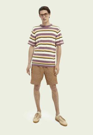 FAVE BEACH  - Shorts - tabacco