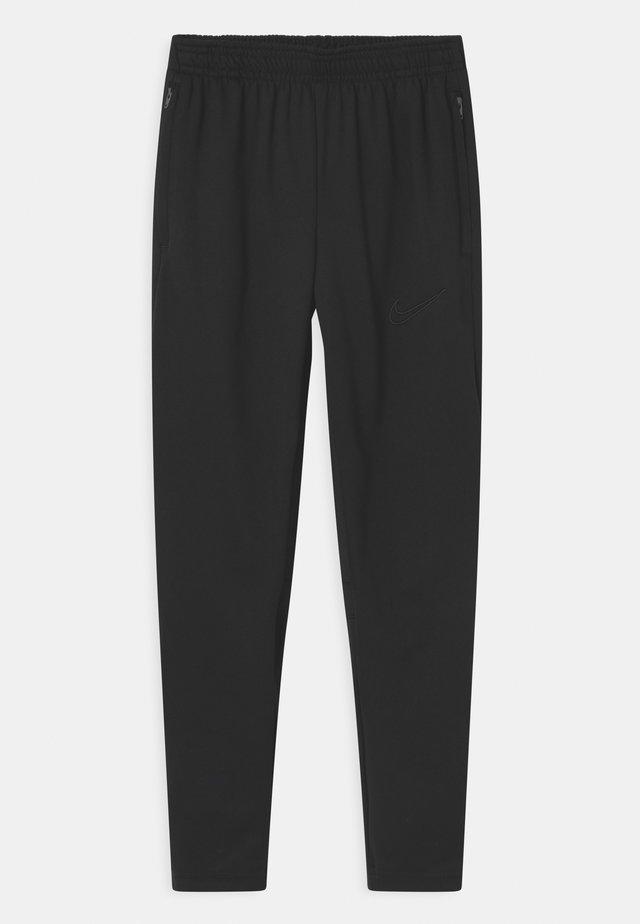 UNISEX - Pantalon de survêtement - black