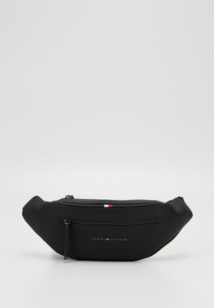 ESSENTIAL CROSSBODY - Olkalaukku - black
