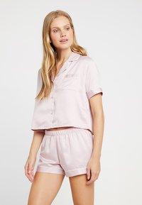 Anna Field - SET - Pyžamová sada - pink - 1