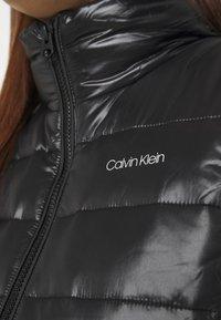 Calvin Klein - VEST - Waistcoat - black - 4
