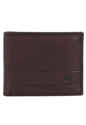 TERRY GELDBÖRSE RFID LEDER 11 CM - Wallet - brown