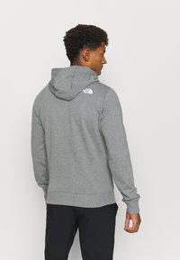 The North Face - BERKELEY CALIFORNIA HOODIE - Sweatshirt - medium grey heather - 2