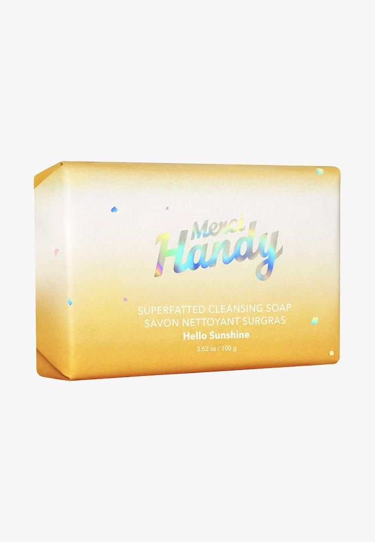 Merci Handy - SUPERFATTED CLEANSING SOAP HELLO SUNSHINE - Cleanser - hello sunshine
