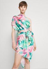 Never Fully Dressed - SUMMER RAINBOW  - Wrap skirt - multi - 3