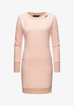 MENITA INTL. - Shift dress - light pink