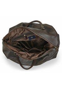 Howard London - Weekendbag - dark brown - 3