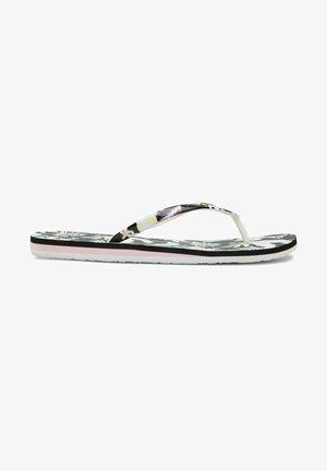 Pool shoes - black smashup