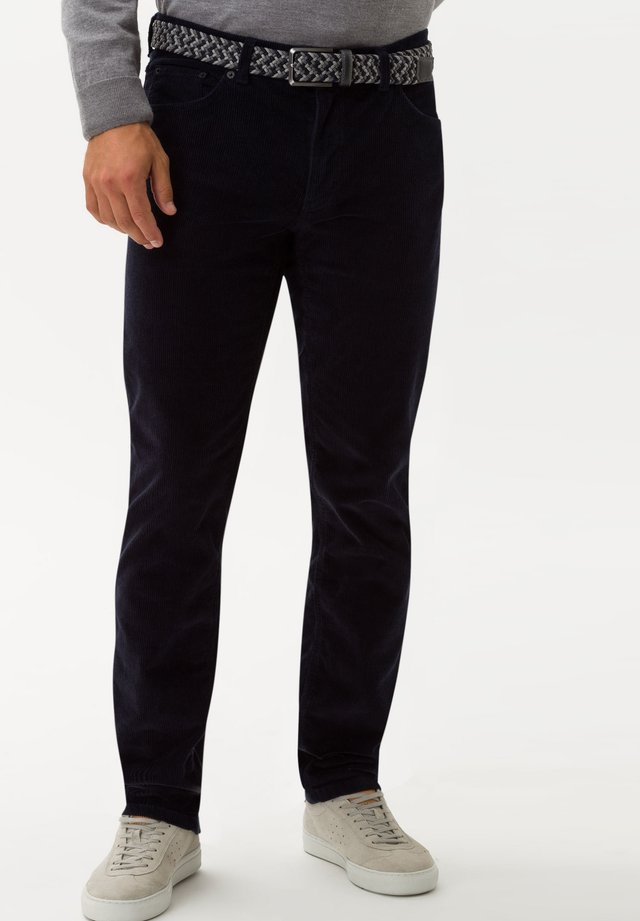 STYLE COOPER FANCY - Trousers - navy