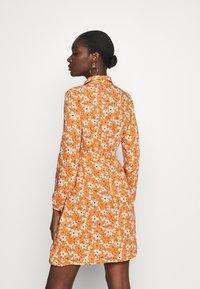 Mavi - LONG SLEEVE DRESS - Shirt dress - autumn maple - 2