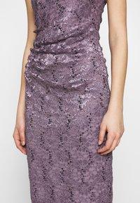 Swing - Cocktail dress / Party dress - grau/violett - 7