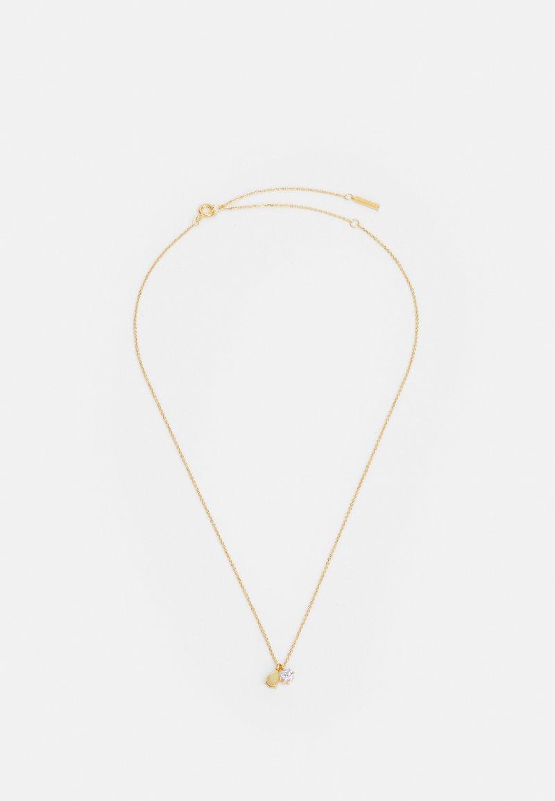 P D Paola - Necklace - gold-coloured