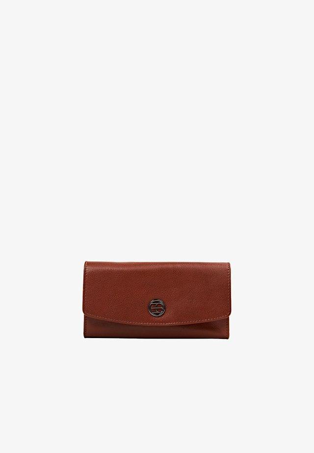 Geldbörse - rust brown