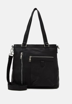 PEDDLER - Handbag - black