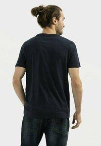 camel active - Print T-shirt - night blue - 2