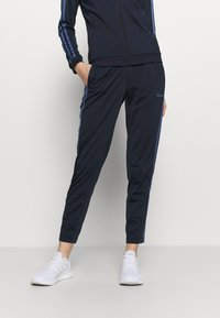 adidas Performance - SET - Tracksuit - dark blue - 3