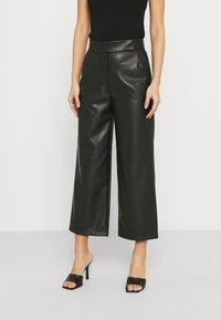 Stylein - VIVIEN - Kalhoty - black - 0