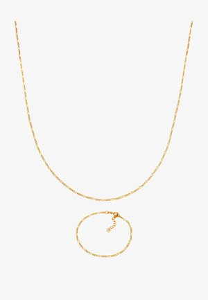 2 PACK BASIC - Necklace - gold