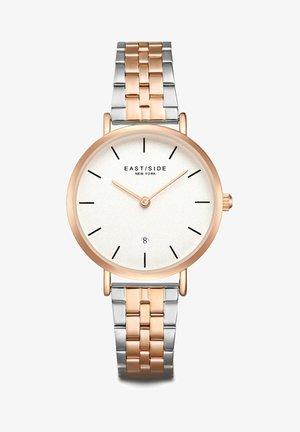 Watch - silber/roségold