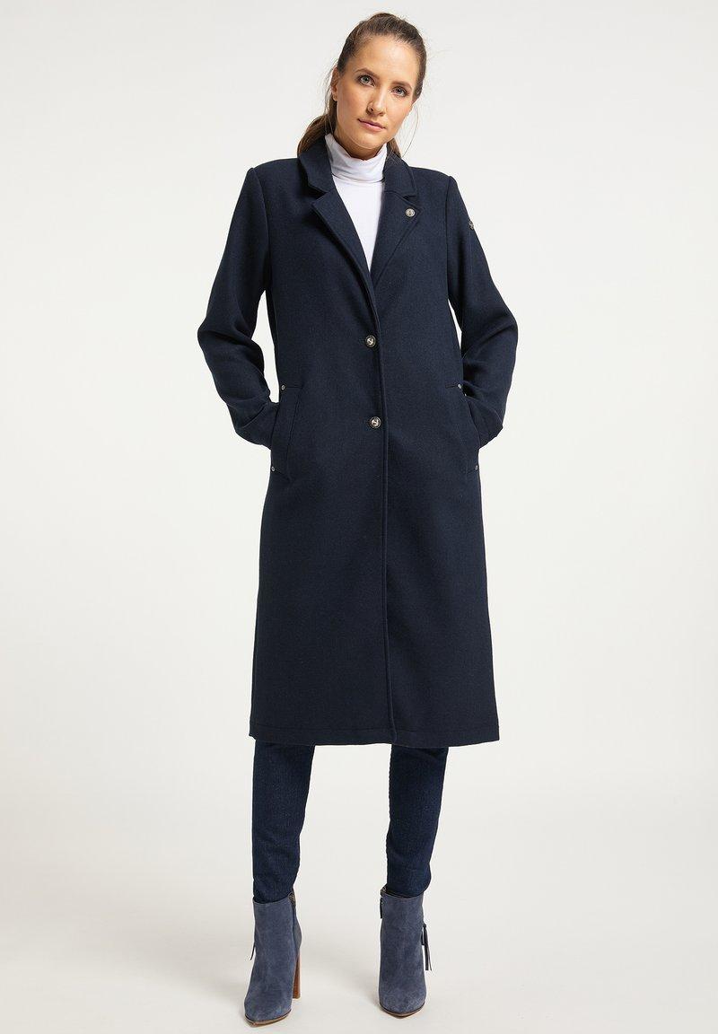 DreiMaster - Classic coat - marine