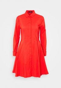 Steffen Schraut - EXCLUSIVE BLOUSE DRESS - Shirt dress - flash red - 5