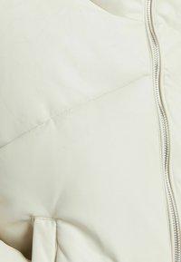Bershka - Light jacket - off-white - 5