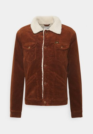 SHERPA - Light jacket - tortoise shell