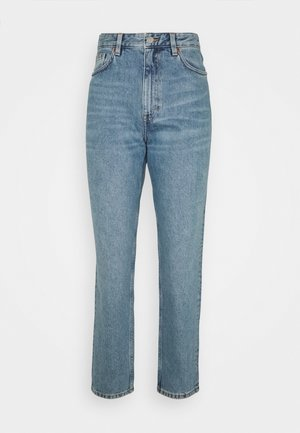 TAIKI - Straight leg jeans - blue dusty light