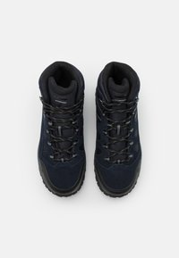 Hi-Tec - BANDERA LITE MID WP - Hiking shoes - sky captain/monument/black - 3