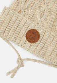 Mini Rodini - CABLE POMPOM HAT - Bonnet - offwhite - 2