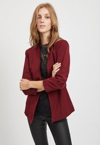 Vila - VIHER  - Blazer - dark red - 0