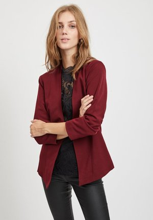 VIHER  - Blazer - dark red