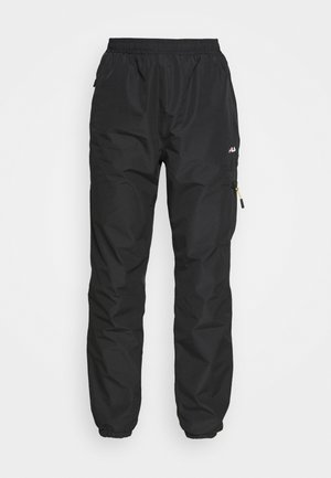 MAEL FUNCTION PANT - Tracksuit bottoms - black