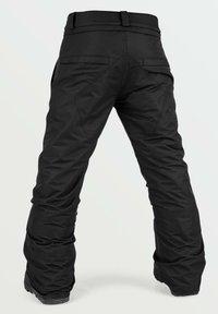Volcom - Snow pants - black - 1