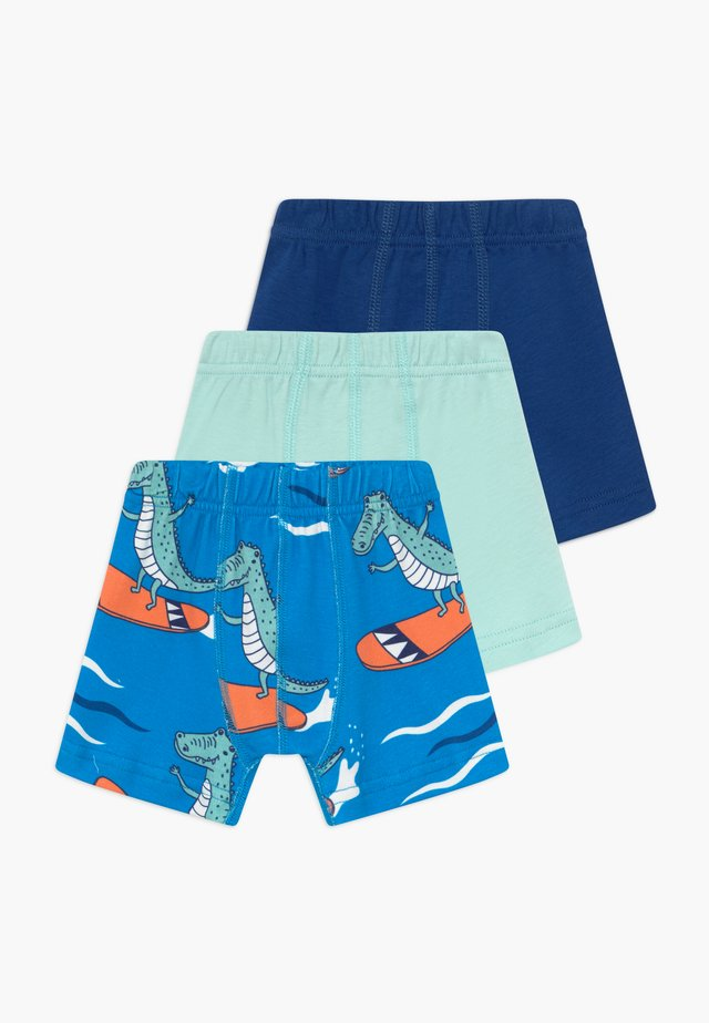 CROCODILES SURFING BOXER 3 PACK - Boxerky - multi-coloured