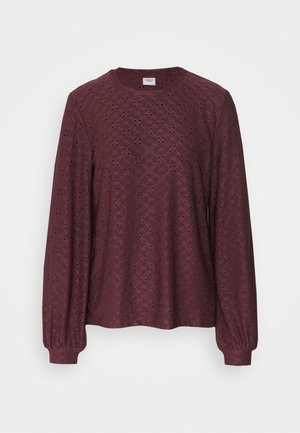 JDYCATHINKA BELLSLEEVE  - Long sleeved top - sassafras