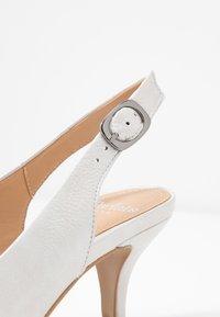 PERLATO - Classic heels - colibri natural - 2