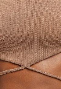 Bershka - Jumpsuit - brown - 3