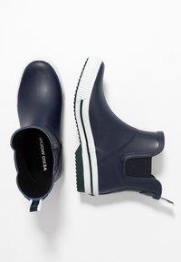 Vero Moda - VMANDREA BOOT - Wellies - navy blazer - 3