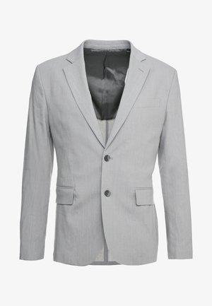 HOPPER - Blazer jacket - soft ash