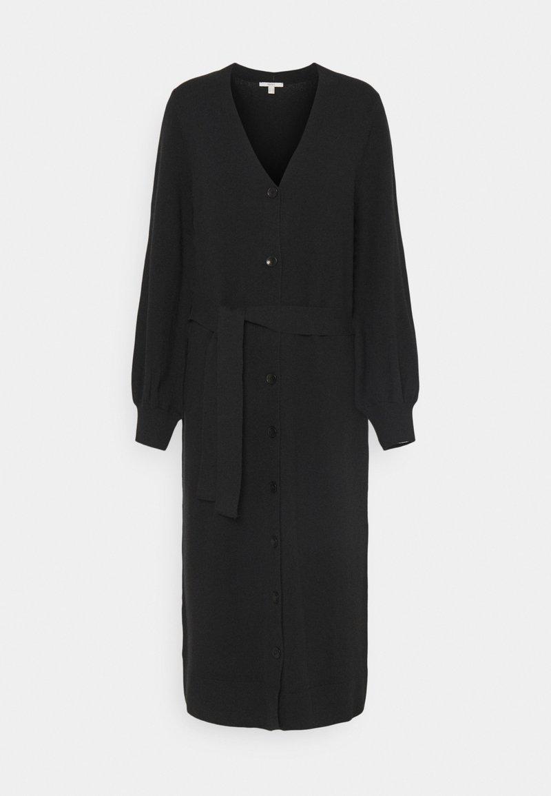 Esprit - LONG DRESS - Maxi dress - black