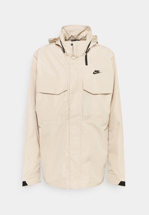 Summer jacket - grain/black