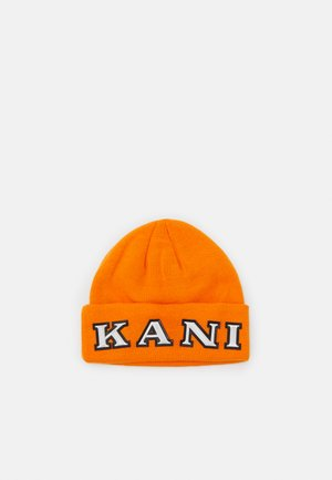 RETRO BEANIE - Beanie - orange