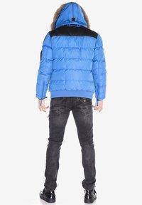Cipo & Baxx - Winter jacket - blue - 2