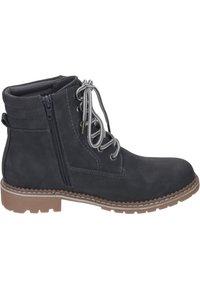 Rieker - Šněrovací kotníkové boty - gray - 5
