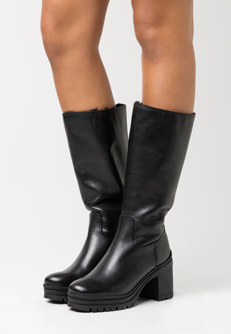 Zign - Winter boots - black