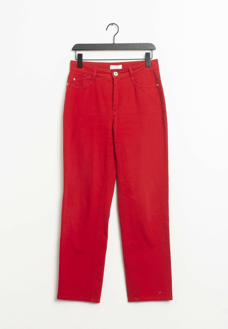 MAC - Trousers - red