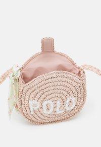 Polo Ralph Lauren - CROSSBODY - Across body bag - pink - 2