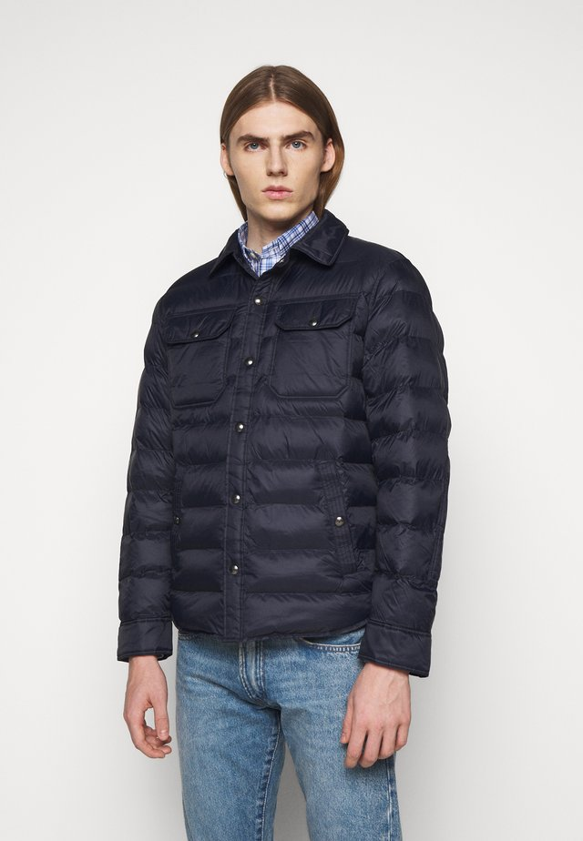 TERRA JACKET - Giacca leggera - collection navy