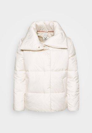 Zimní bunda - vintage beige